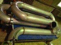 Сварка труб из нержавеющей стали
