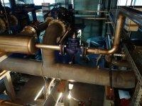 прокладке труб из нержавеющей стали