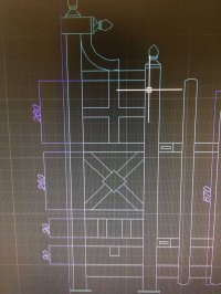 производство нестандартных и стандартных метало конструкции .схема,чертеж