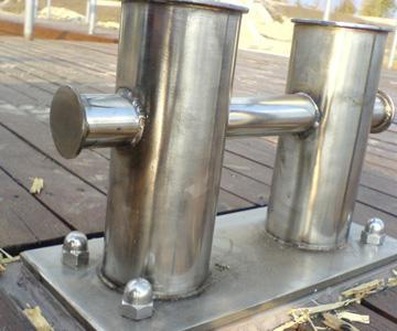 Изделия из алюминия, нержавеющей стали и других металлов
